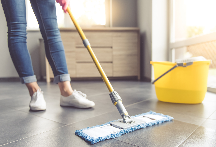 Employ a Cleaning Service